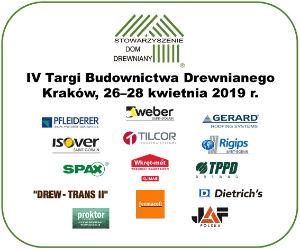 Targi Budownictwa Drewnianego DrewDom