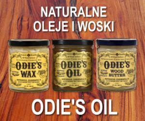 Odie's Oil - naturalne woski i oleje do drewna